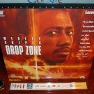 Laserdisc DROP ZONE 1994 Wesley Snipes Lot#4 LTBX THX AC-3 LD