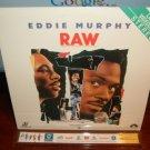 Laserdisc EDDIE MURPHY RAW 1987 Concert Comedy FS RARE LD