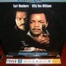 Laserdisc DANGEROUS PASSION 1989 Carl Weathers FS LD