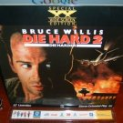 Laserdisc DIE HARD 2: DIE HARDER 1990 Bruce Willis Lot#1 SWE LD