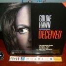 Laserdisc DECEIVED 1991 Goldie Hawn Lot#2 FS LD
