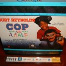 Laserdisc COP AND A HALF 1993 Burt Reynolds Lot#2 LTBX LD