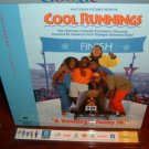 Laserdisc COOL RUNNINGS 1993 John Candy LTBX LD