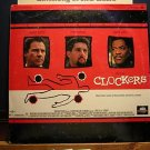 Laserdisc CLOCKERS Harvey Keitel Jon Turturro LTBX LD