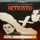 Laserdisc BETRAYED 1988 Debra Winger FS SEALED UNOPEND LD