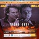Laserdisc BLOWN AWAY 1994 Jeff Bridges Lot#3 DLX LTBX LD