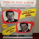 Laserdisc CHARLIE CHAN AT THE OPERA / IN PARIS (1935) Classic LD