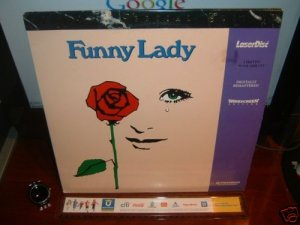 LD Classic FUNNY LADY (1974) Barbra Streisand Lot#3 Pioneer SE Limited Availability LD