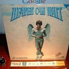 Laserdisc HEAVEN CAN WAIT (1978) Warren Beatty Lot#2 FS Classic LD