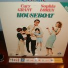 Laserdisc HOUSEBOAT (1958) Cary Grant FS Classic LD