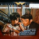 Laserdisc HOW TO STEAL A MILLION (1966) Audrey Hepburn SEALED UNOPENED Classic LD