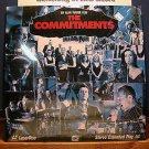 Laserdisc THE COMMITMENTS 1991 ROBERT ARKINS Lot#1 FS LD