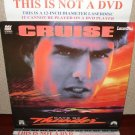 Laserdisc DAYS OF THUNDER 1990 Tom Cruise Lot#4 FS LD