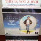 Laserdisc FIELD OF DREAMS 1989 Kevin Costner Lot#6 LTBX LD