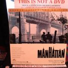 Laserdisc MANHATTAN (1979) Woody Allen Lot#5 DLX LTBX BW LD