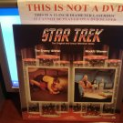 Laserdisc STAR TREK TOS EPISODES 5 & 4: THE ENEMY WITHIN / MUDD'S WOMEN (1966) LD