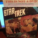 Laserdisc STAR TREK 1966/67 TOS Television Classics Vol. 1 The Menagerie Part I & Part II LD