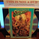 Laserdisc STINGRAY: THE INCREDIBLE VOYAGE OF 1980 Filmed in Supermarionation FS Rare LD