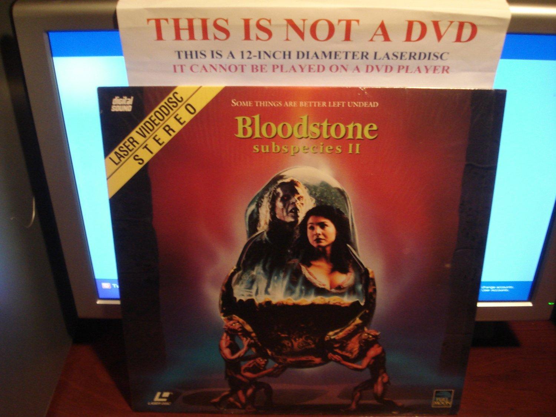 Laserdisc SUBSPECIES II: BLOODSTONE 1993 Full Moon Entertainment FS Rare Horror LD
