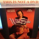 Laserdisc WILD SIDE 1995 Christopher Walken FS LD