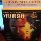 Laserdisc VIRTUOSITY 1995 Denzel Washington Lot#3 LTBX Sci-Fi  LD