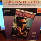 Laserdisc TOTAL EXPOSURE 1990 Michael Nouri FS SEALED UNOPENED LD