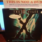 Laserdisc THE X FILES: FALLEN ANGEL / EVE 1994/96 Gillian Anderson Lot#2 FS SEALED Sci-Fi LD