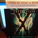 Laserdisc THE X FILES: FALLEN ANGEL / EVE 1994/96 Gillian Anderson Lot#1 FS Sci-Fi LD