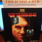 Laserdisc THE VANISHING 1993 Jeff Bridges Lot#2 SWE LD