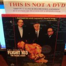 Laserdisc THE TRAGEDY OF FLIGHT 103: THE INSIDE STORY 1993 Ned Beatty FS SEALED UNOPENED LD