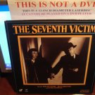 Laserdisc THE SEVENTH VICTIM (1943) RKO Kim Hunters Lot#1 FS Classic Horror LD