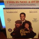 Laserdisc THE PREACHER'S WIFE 1996 Whitney Houston Denzel Washington Lot#3 LTBX AC-3 LD