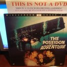Laserdisc THE POSEIDON ADVENTURE (1972) Gene Hackman Lot#4 LTBX SEALED UNOPENED LD