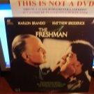 Laserdisc THE FRESHMAN 1990 Marlon Brando FS LD