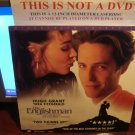 Laserdisc THE ENGLISHMAN 1995 Hugh Grant Lot#2 LTBX LD