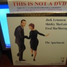 Laserdisc THE APARTMENT (1960) Shirley MacLaine Lot#2 DLX LTBX Classic LD
