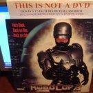 Laserdisc ROBOCOP 3 1993 Robert John Allen Lot#2 FS Sci-Fi LD