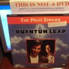 Laserdisc QUANTUM LEAP: THE PILOT EPISODE 1989 Scott Bakula Lot#2 FS SEALED UNOPENED Sci-Fi LD