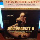Laserdisc POLTERGEIST II: THE OTHER SIDE 1986 Jobeth Williams DLX LTBX Horror LD