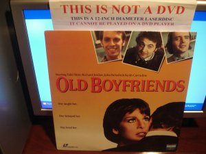 Laserdiscs OLD BOYFRIENDS (1978) Talia Shire John Belushi FS SEALED UNOPENED Rare NoDVD LD [20086]