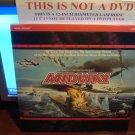 Laserdisc MIDWAY (1976) Charlton Heston Lot#2 LTBX Classic LD