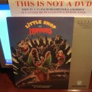 Laserdisc LITTLE SHOP OF HORRORS 1986 Rick Moranis Lot#2 FS LD Movie [11702]