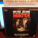 Laserdisc LITTLE NIKITA 1988 Sidney Poitier Lot#2 FS LD Movie [5500]
