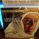 Laserdisc LAWRENCE OF ARABIA (1962) Peter O'Toole Studio Heritage DLX LTBX LD Movie [79626]