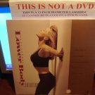 Laserdisc JANE FONDA'S LOWER BODY SOLUTION 1991 Fitness Exercise SEALED LD Video [LV32836-WS]