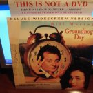 Laserdisc GROUNDHOG DAY 1993 Bill Murray Lot#8 DLX LTBX LD Movie [52296]