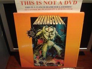 LD Anime HARMAGEDON 1983 Akira Katsuhiro Otomo Japanese w/SubT US Manga Laserdisc [ID2232CT]