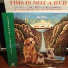 LD Disney HOMEWARD BOUND: THE INCREDIBLE JOURNEY 1993 Lot#3 LTBX Walt's Laserdisc [1801 AS]