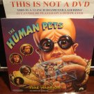 LD Children THE HUMAN PETS: JOSH KIRBY TIME WARRIOR 1995 Moonbeam Laserdisc Movie [LV 83198]