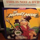 LD Animation THE MUPPET MOVIE (1979) Jim Henson Kermit Miss Piggy Children Laserdisc Movie [1604 AS]